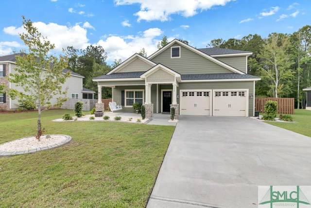 110 Bowridge Drive, Richmond Hill, GA 31324 (MLS #222165) :: Heather Murphy Real Estate Group