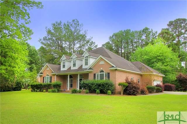 124 Greenview Drive, Savannah, GA 31405 (MLS #222247) :: Bocook Realty
