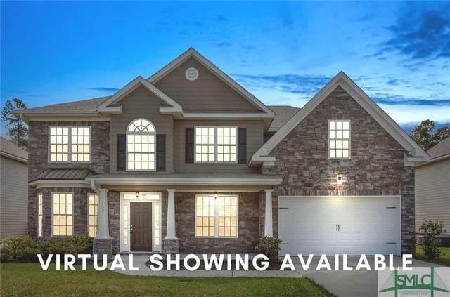 133 Clover Point Circle, Guyton, GA 31312 (MLS #222285) :: The Arlow Real Estate Group