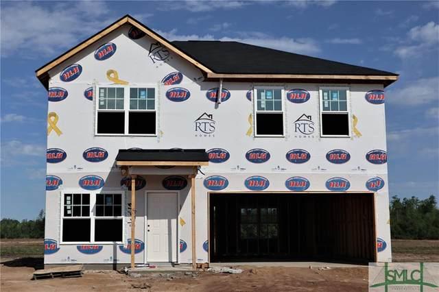 73 Labrador Lane NE, Ludowici, GA 31316 (MLS #222423) :: Heather Murphy Real Estate Group