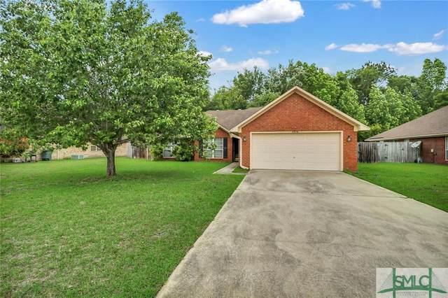 2376 Rowe Street, Hinesville, GA 31313 (MLS #222495) :: The Arlow Real Estate Group