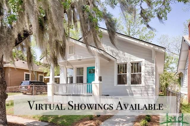 1116 E 40th Street, Savannah, GA 31404 (MLS #222510) :: The Arlow Real Estate Group