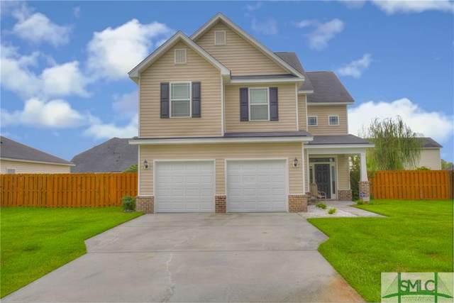 220 Red Oak Drive, Richmond Hill, GA 31324 (MLS #222518) :: The Arlow Real Estate Group