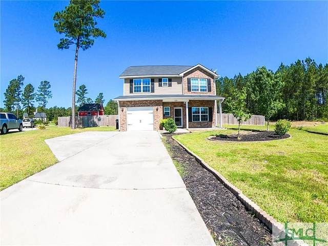 119 Highland Road NE, Ludowici, GA 31316 (MLS #222548) :: The Sheila Doney Team