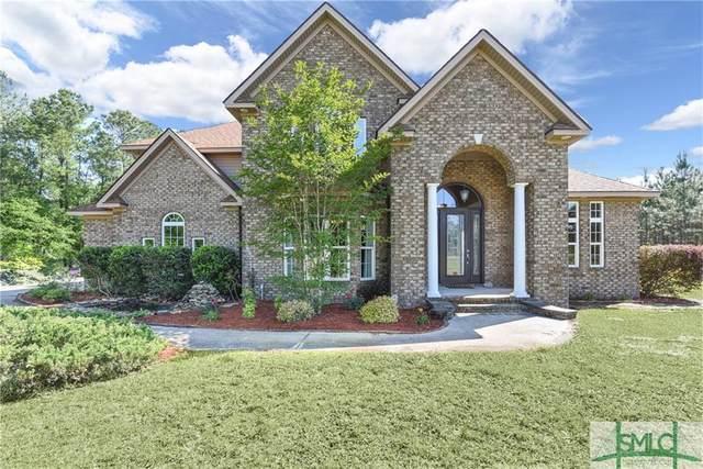 1650 Arcola Road, Pembroke, GA 31321 (MLS #222580) :: Partin Real Estate Team at Luxe Real Estate Services