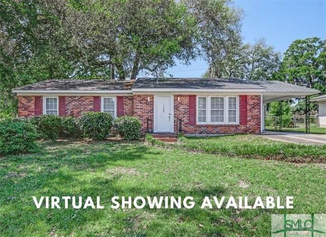 11705 Colleen Drive, Savannah, GA 31419 (MLS #222598) :: The Sheila Doney Team