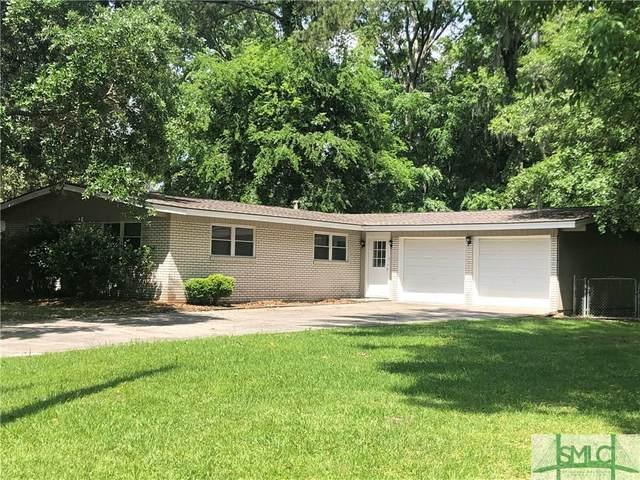 314 Briarcliff Circle, Savannah, GA 31419 (MLS #222660) :: The Arlow Real Estate Group