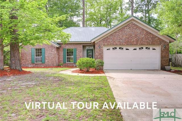 442 Arlington Drive, Hinesville, GA 31313 (MLS #222718) :: Barker Team | RE/MAX Savannah