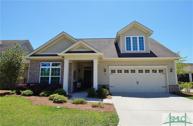 116 Kingfisher Circle, Pooler, GA 31322 (MLS #222838) :: Coastal Savannah Homes