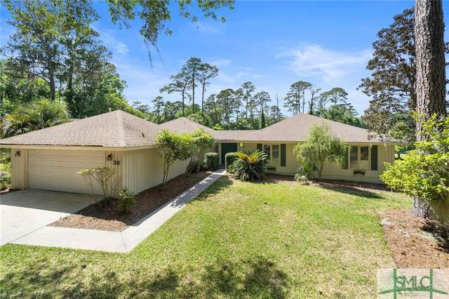 38 Wiley Bottom Road, Savannah, GA 31411 (MLS #222861) :: Partin Real Estate Team at Luxe Real Estate Services