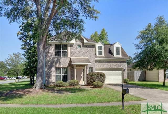 136 Salt Landing Circle, Savannah, GA 31405 (MLS #222893) :: The Arlow Real Estate Group