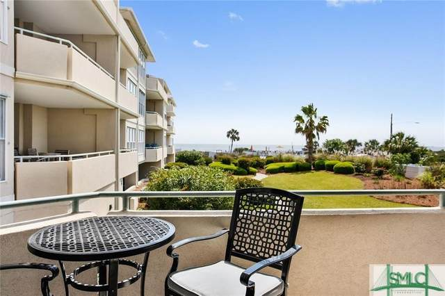 214 Butler Avenue #104, Tybee Island, GA 31328 (MLS #223010) :: The Arlow Real Estate Group