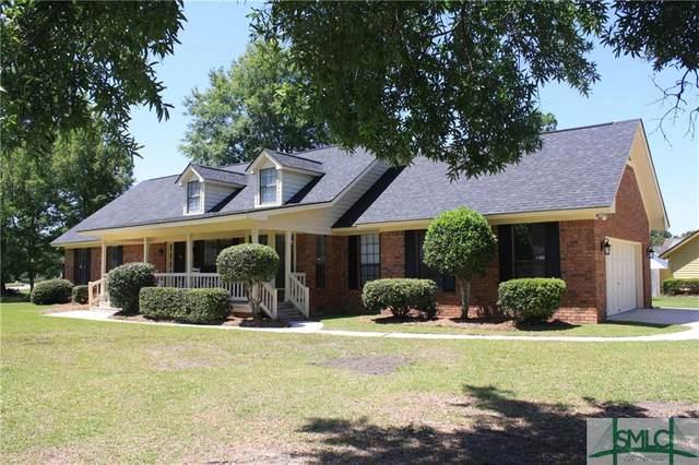 301 Cardinal Street, Pooler, GA 31322 (MLS #223035) :: Heather Murphy Real Estate Group