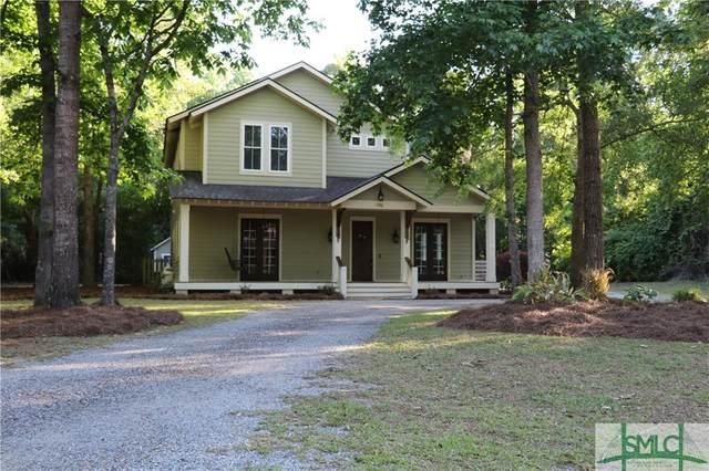 196 Crosswinds Drive, Richmond Hill, GA 31324 (MLS #223090) :: The Arlow Real Estate Group