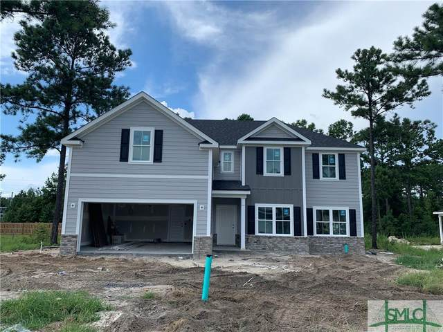 62 Sugar Pine Drive, Richmond Hill, GA 31324 (MLS #223104) :: The Sheila Doney Team