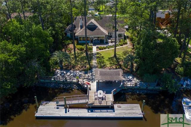 36 Hardee Drive, Savannah, GA 31406 (MLS #223118) :: Glenn Jones Group | Coldwell Banker Access Realty