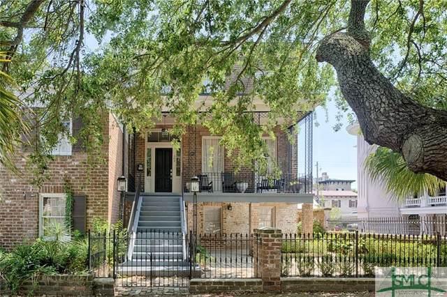 309 E Gaston Street, Savannah, GA 31401 (MLS #223135) :: Keller Williams Coastal Area Partners