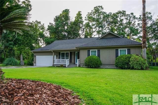 104 Blue Heron Drive, Savannah, GA 31410 (MLS #223183) :: The Sheila Doney Team