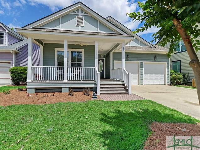 79 Rookery View Drive, Midway, GA 31320 (MLS #223338) :: The Arlow Real Estate Group