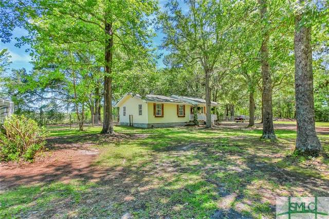1966 Springfield Tusculum Road, Guyton, GA 31312 (MLS #223365) :: The Arlow Real Estate Group