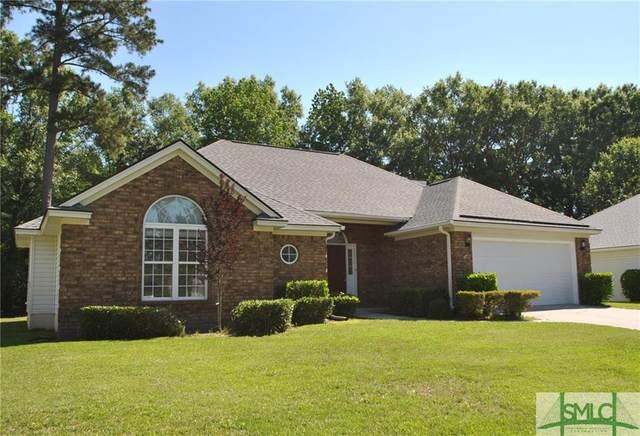 41 Nelson Drive, Richmond Hill, GA 31324 (MLS #223385) :: Heather Murphy Real Estate Group