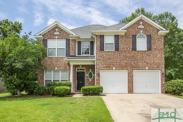 167 Hall Street, Richmond Hill, GA 31324 (MLS #223409) :: Heather Murphy Real Estate Group