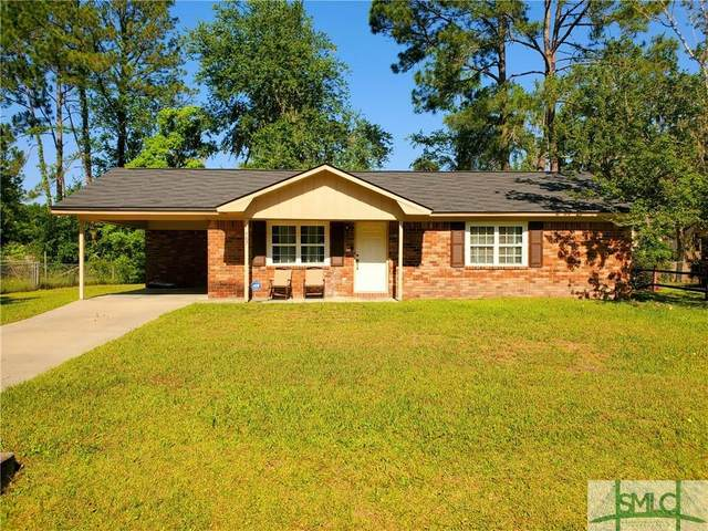 982 White Circle, Hinesville, GA 31313 (MLS #223458) :: The Sheila Doney Team