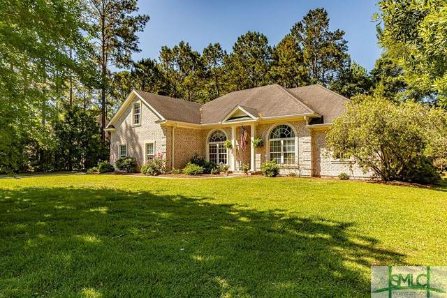 146 Mcgregor Circle, Richmond Hill, GA 31324 (MLS #223466) :: The Arlow Real Estate Group
