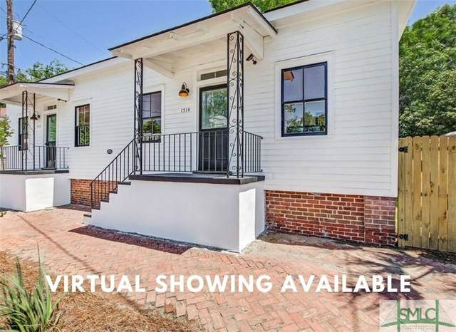 1514 Barnard Street, Savannah, GA 31401 (MLS #223497) :: Heather Murphy Real Estate Group