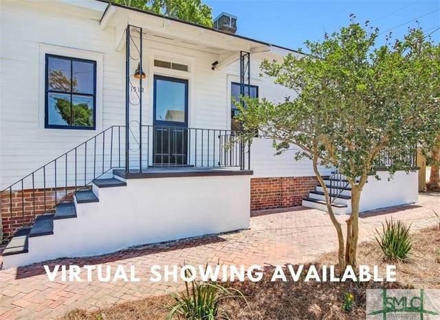 1512 Barnard Street, Savannah, GA 31401 (MLS #223503) :: Heather Murphy Real Estate Group