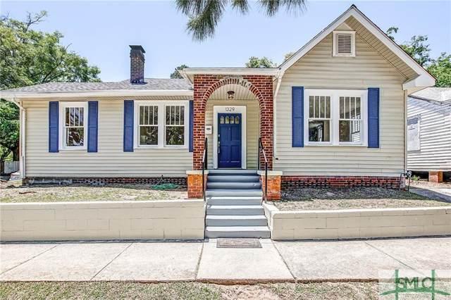 1329 SE 36th Street, Savannah, GA 31404 (MLS #223634) :: Coastal Savannah Homes