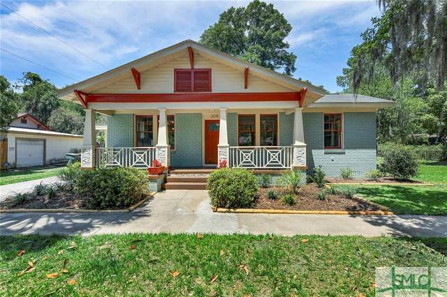 2015 Wessels Avenue, Savannah, GA 31404 (MLS #223649) :: The Sheila Doney Team