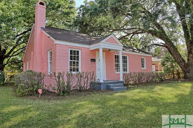 1315 E 37Th Street, Savannah, GA 31404 (MLS #223724) :: The Arlow Real Estate Group