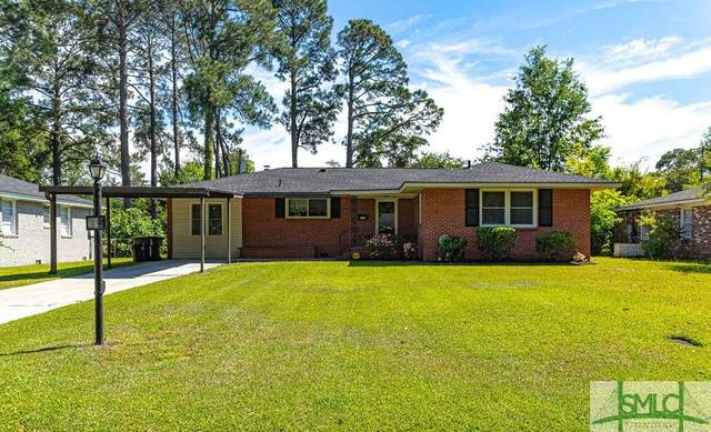 335 Oxford Drive, Savannah, GA 31405 (MLS #223741) :: Bocook Realty