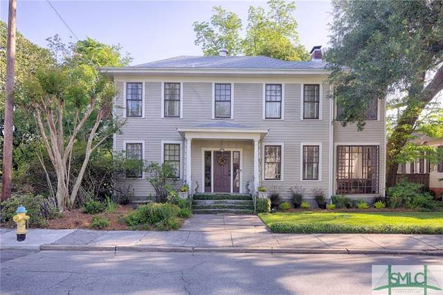 602 E 41st Street, Savannah, GA 31401 (MLS #223754) :: Heather Murphy Real Estate Group