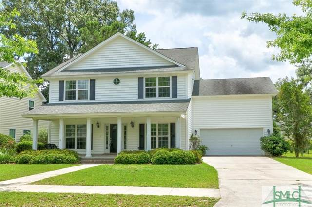 6 Whispering Oaks Trail, Savannah, GA 31419 (MLS #223782) :: Keller Williams Realty-CAP