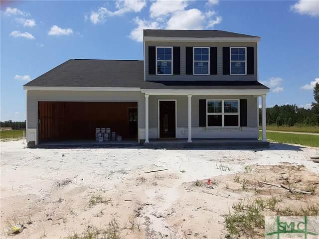29 Wilkins Road, Midway, GA 31320 (MLS #223790) :: The Arlow Real Estate Group