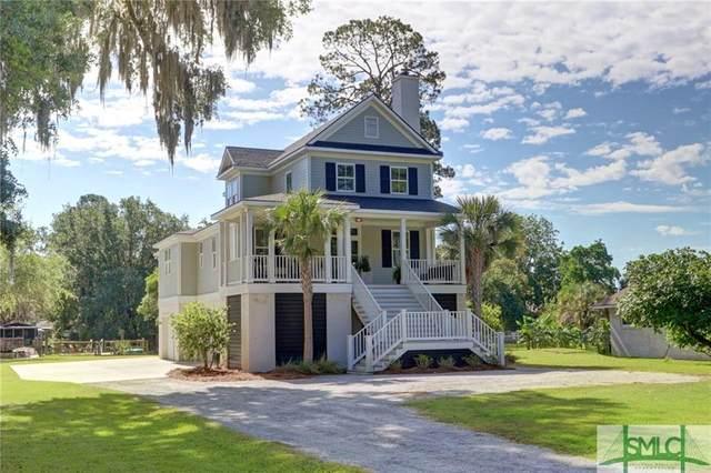 356 Island Road, Savannah, GA 31406 (MLS #223793) :: The Arlow Real Estate Group