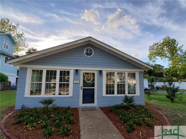 1005 2nd Avenue, Tybee Island, GA 31328 (MLS #223794) :: The Arlow Real Estate Group