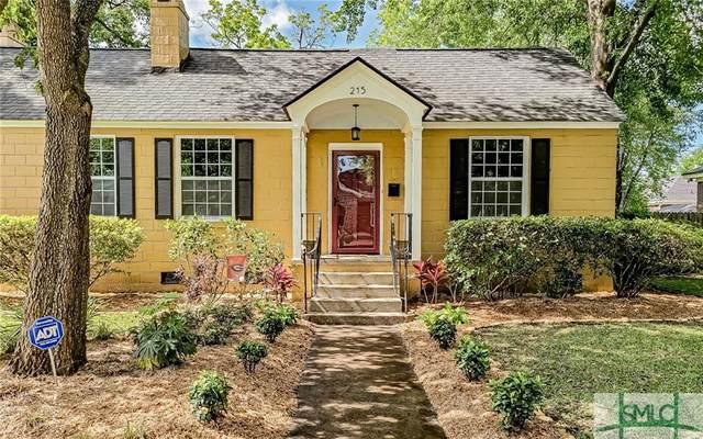 215 E 53rd Street, Savannah, GA 31405 (MLS #223801) :: Bocook Realty