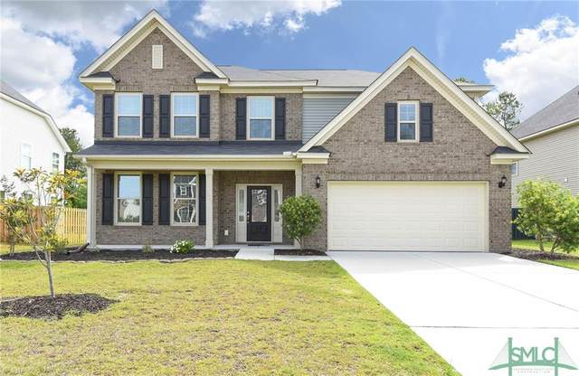 1021 Castleoak Drive, Richmond Hill, GA 31324 (MLS #223821) :: The Arlow Real Estate Group