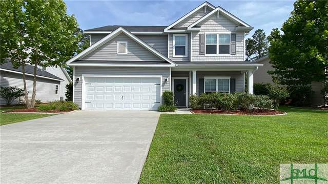 54 Richmond Walk Drive, Richmond Hill, GA 31324 (MLS #223914) :: Heather Murphy Real Estate Group