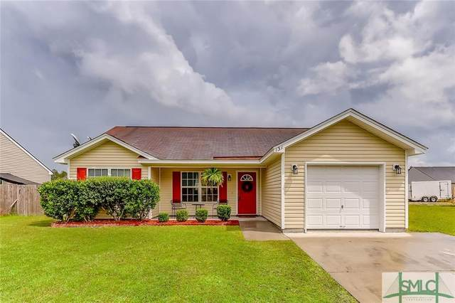 131 Willow Drive, Guyton, GA 31312 (MLS #223924) :: The Arlow Real Estate Group