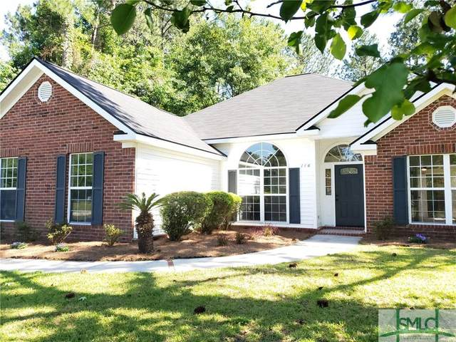 116 Rosemont Court, Richmond Hill, GA 31324 (MLS #223941) :: The Arlow Real Estate Group