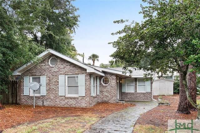 1306 2nd Avenue, Tybee Island, GA 31328 (MLS #224037) :: The Arlow Real Estate Group