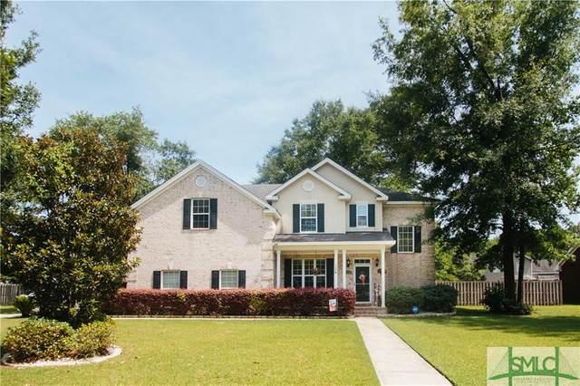 124 Bristol Way S, Richmond Hill, GA 31324 (MLS #224054) :: The Arlow Real Estate Group