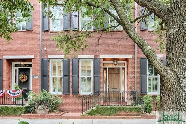 538 E Liberty Street, Savannah, GA 31401 (MLS #224062) :: The Arlow Real Estate Group
