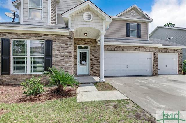 36 Melody Drive, Pooler, GA 31322 (MLS #224074) :: McIntosh Realty Team