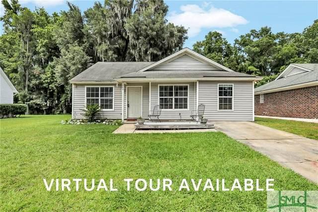 245 Bordeaux Lane, Savannah, GA 31419 (MLS #224337) :: Bocook Realty