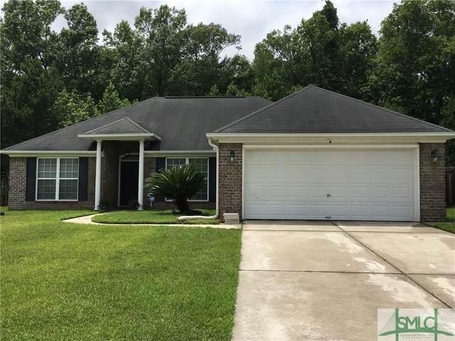 8 Fieldstone Court, Savannah, GA 31419 (MLS #224349) :: The Arlow Real Estate Group